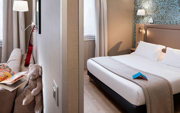 Daumesnil Vincennes Hotel Voyage Prive Bis Zu 70