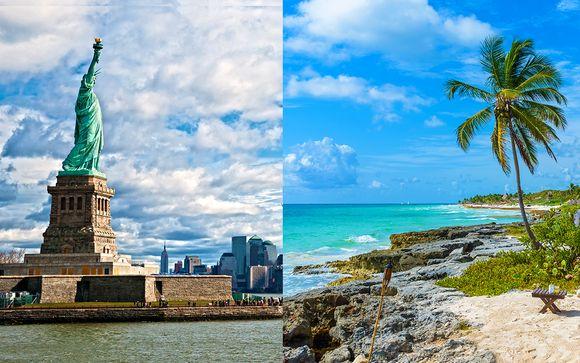 Hotel The Manhattan Club 4* + Royalton Riviera Cancún 5*