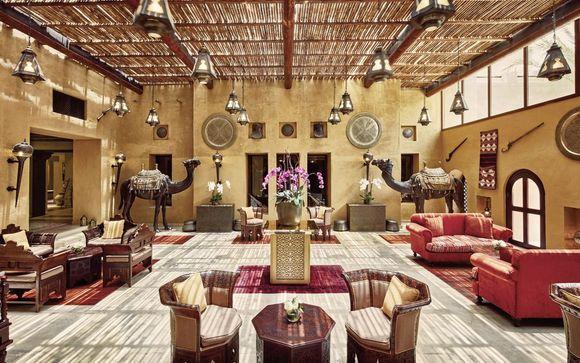Bab Al Shams 5*