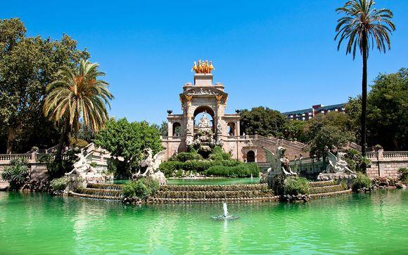 Willkommen in... Barcelona!