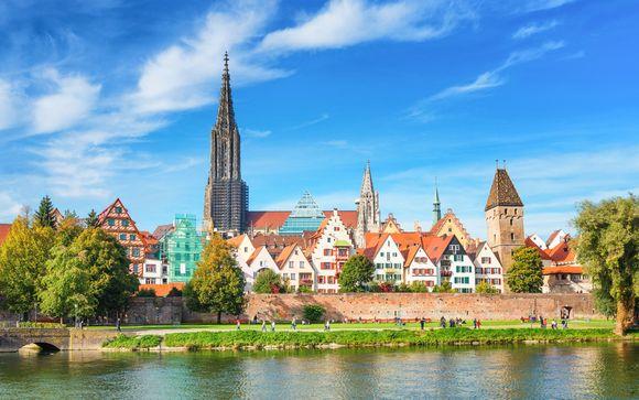 Willkommen in... Ulm!