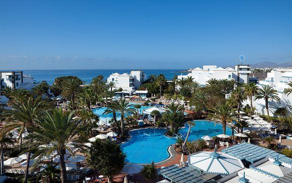 Willkommen auf... Lanzarote !