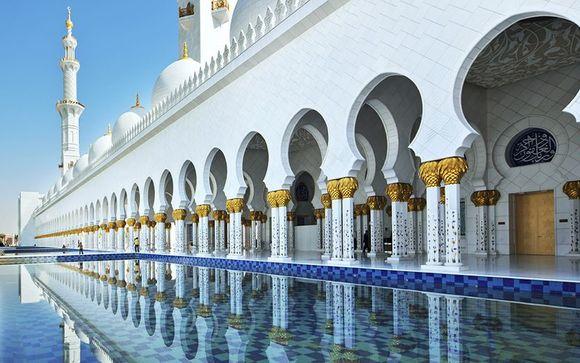 Ihr optionaler Stopover in Abu Dhabi
