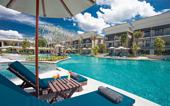 Hotel Le Meridien 5* in Khao Lak