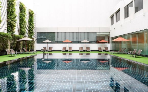 Mandarin Bangkok 4* Hotel