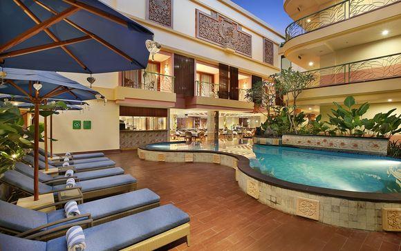 SenS Hotel & Spa 4* Ubud