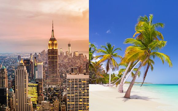 Kombireise 4* AC Marriott Times Square und VH Atmosphere - Adults Only