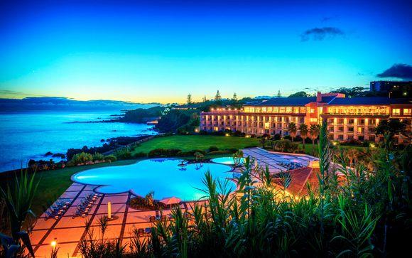 Willkommen auf... den Azoren!