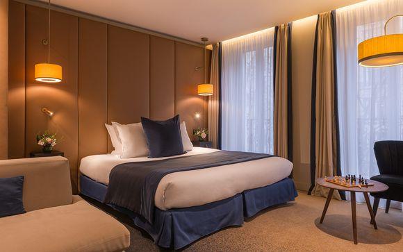 Hôtel La Bourdonnais 4* - Paris - Bis zu -70% | Voyage Privé