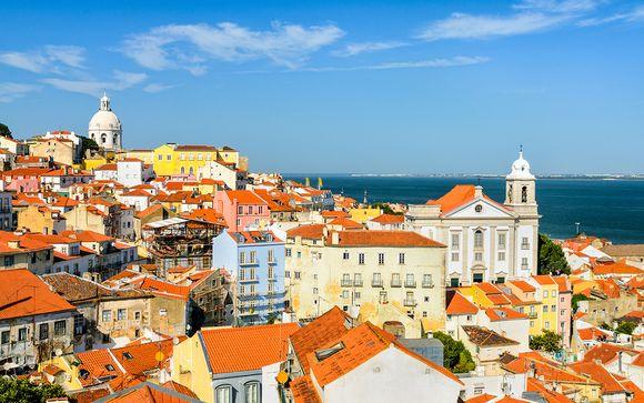 Willkommen in...Lissabon!