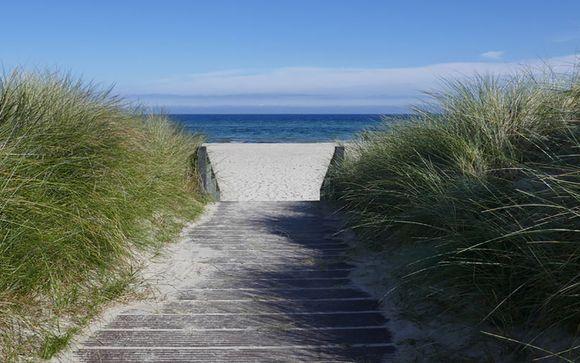 Willkommen in... Hohwacht an der Ostsee!