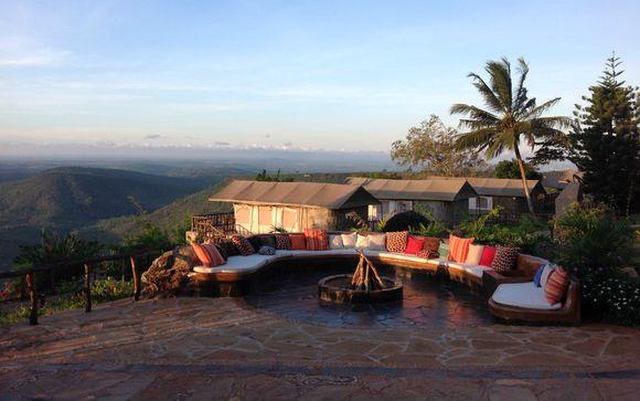 Ihre Hotels auf Ihrer Safari