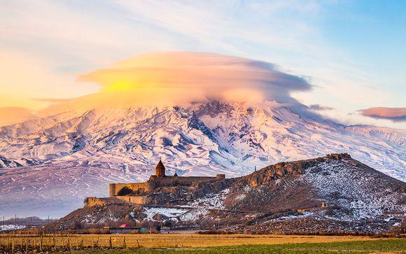 Willkommen in... Armenien!