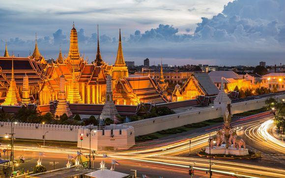 Willkommen in... Thailand