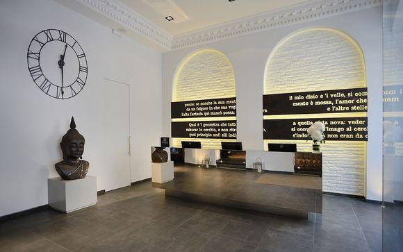 Design El Rom | Rome Times Hotel Voyage Prive Bis Zu 70