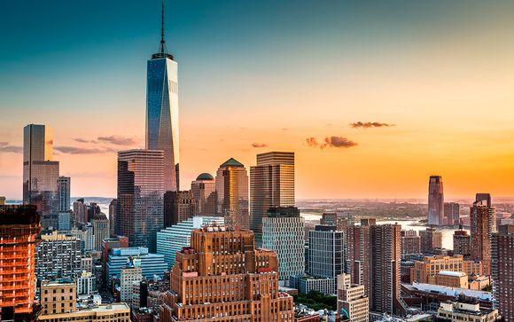 Willkommen in...New York !