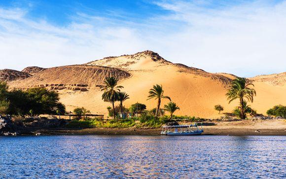 Ihre Kreuzfahrt in Ägypten im Überblick