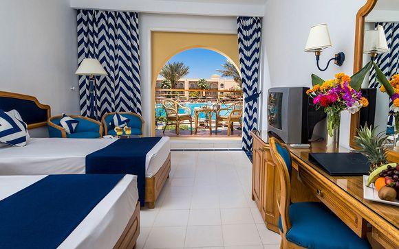 Ihr Badeaufenthalt im Hotel Desert Rose 5*