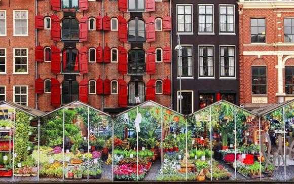 Willkommen... in Amsterdam!