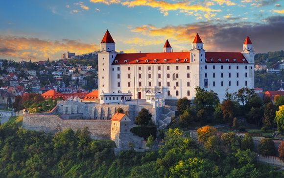 Willkommen in... Bratislava!