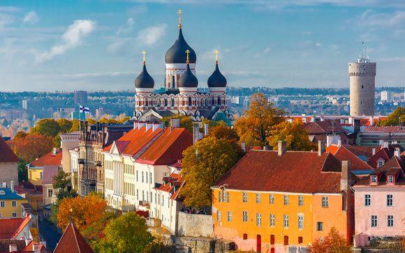 Willkommen in... Tallinn und Helsinki!