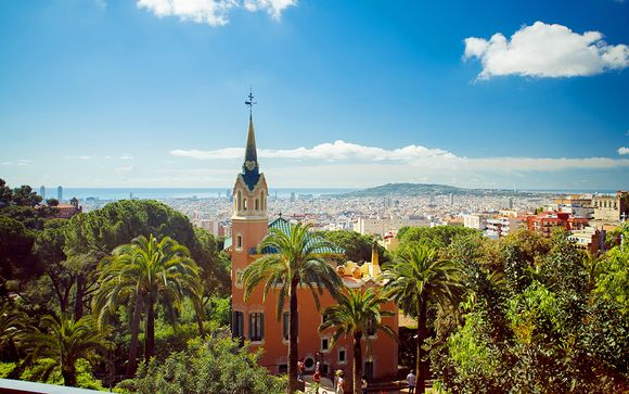 Willkommen in... Barcelona !