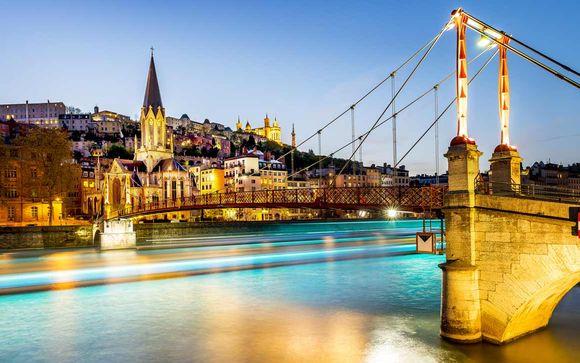 Willkommen in... Lyon!