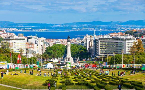 Willkommen in... Lissabon!