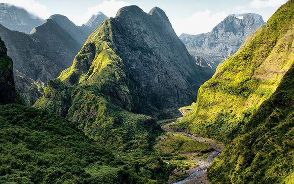 Autotour zwischen Stränden und Bergen und optionaler Aufenthalt auf Mauritius