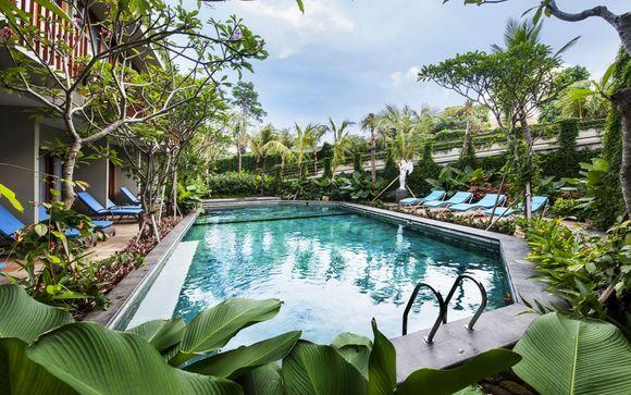Ubud Wana Resort 4 *