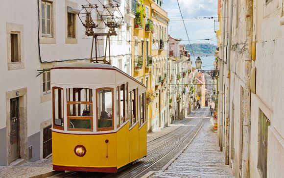 Willkommen in...Lissabon !