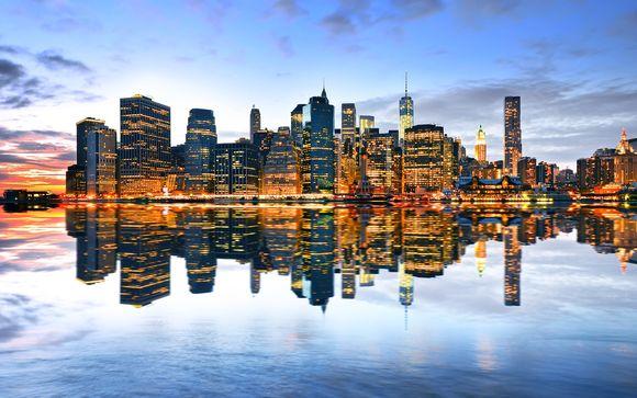 Willkommen in... New York und Montreal!