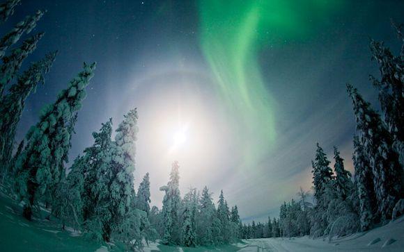 Willkommen in... Finnland!