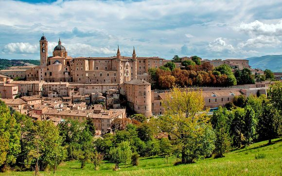 Willkommen in... Urbino!