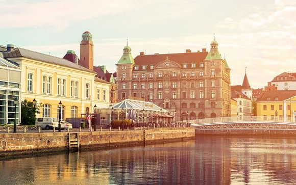 Willkommen in... Malmö!
