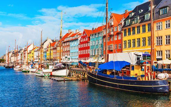 Willkommen in... Kopenhagen und Stockholm!