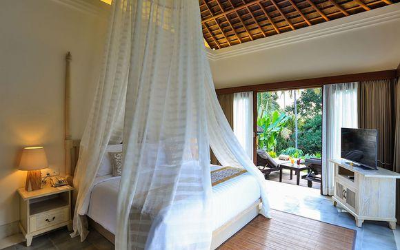 Ihr Hotel Desa Visesa 5* in Ubud