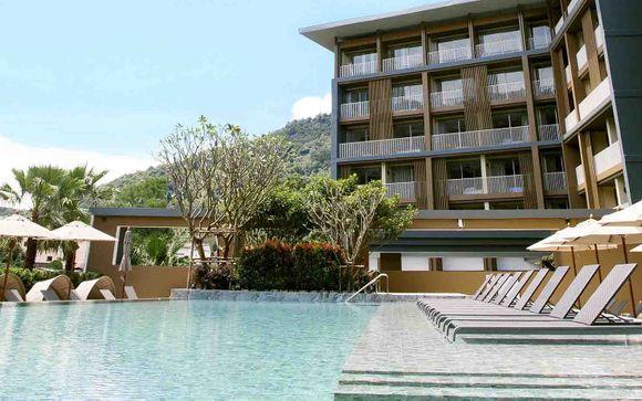 Krabi - Centra by Centara Phu Pano Resort Krabi 4*