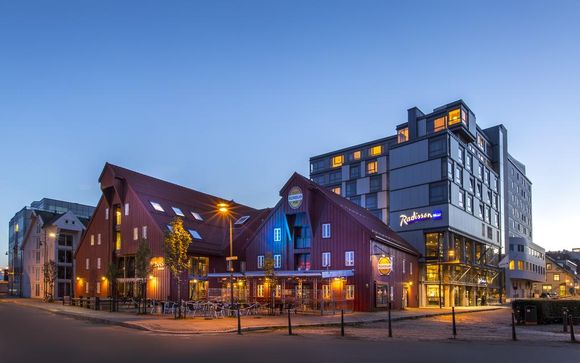 Radisson Blu Hotel Tromso 4*