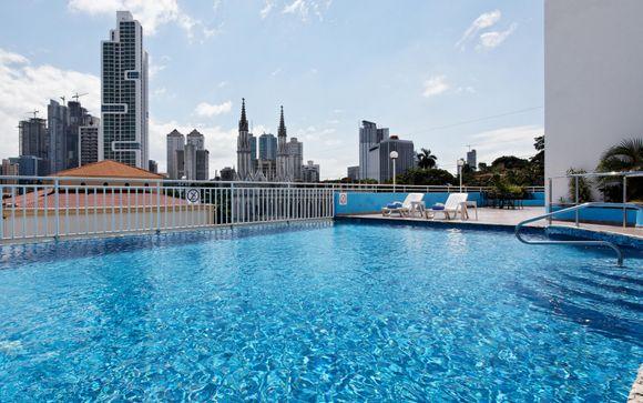 Hotel Crowne Plaza Panama 4*