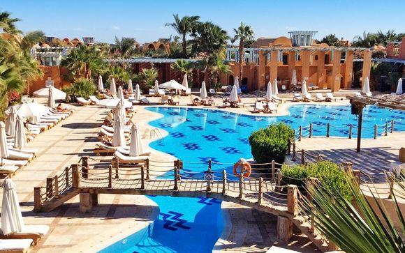 Sheraton Miramar El Gouna Resort 5*