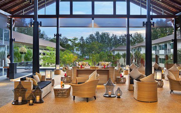 Ihr Aufenthalt im Hotel Manathai Khao Lak 4*