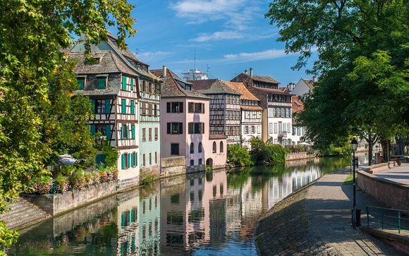 Willkommen in Straßburg
