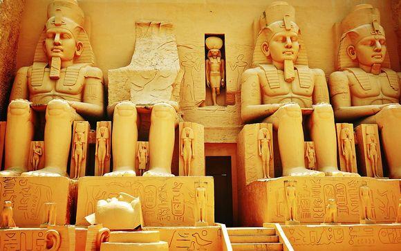 Ihre Kreuzfahrt in Ägypten im Detail