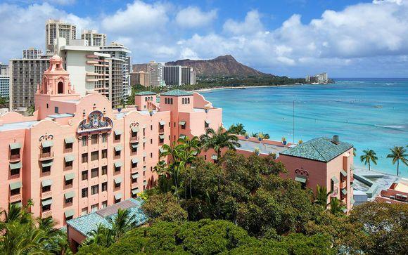 The Royal Hawaiian, a Luxury Collection Resort 5* Honolulu