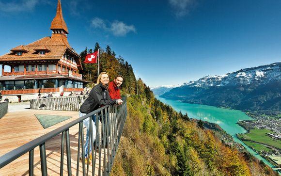 Willkommen in... Grindelwald!
