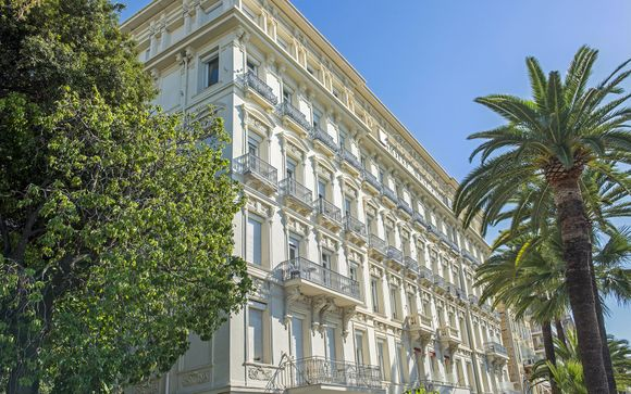 Hotel West End Nice 4 Nizza Bis Zu 70 Voyage Prive