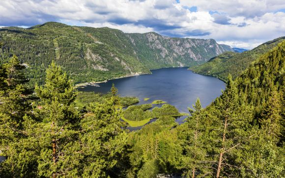 Willkommen in... Norwegen!