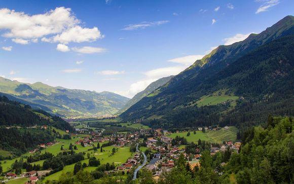 Willkommen in... den österreichischen Alpen!