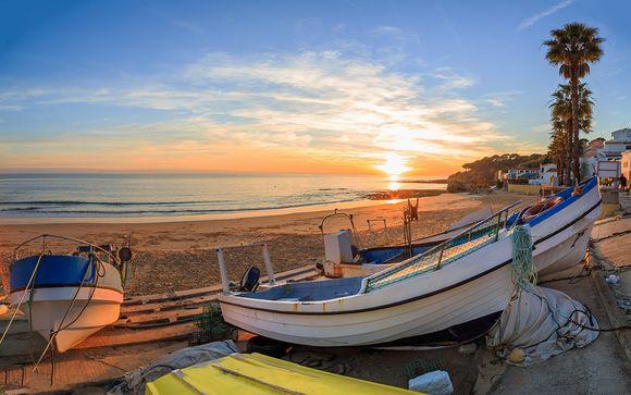 Willkommen in... Algarve!